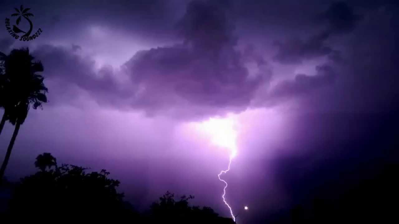 Como sobrevivir una tormenta electrica