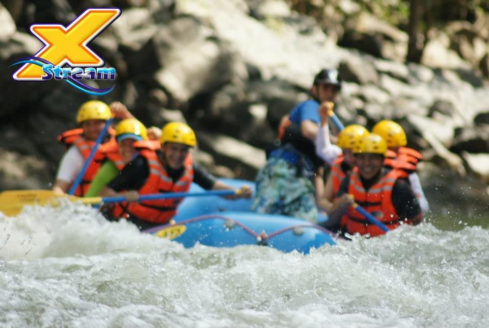 Xstream Rafting