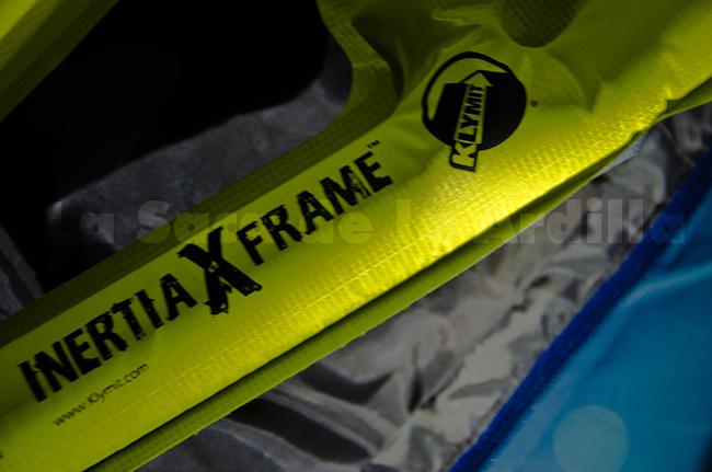 Colchoneta Klymit X-Frame
