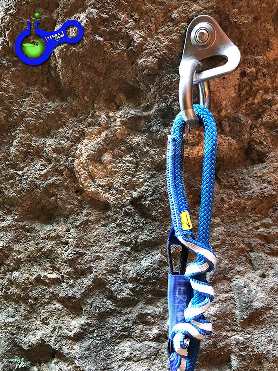 escaper Beal Canyoneering