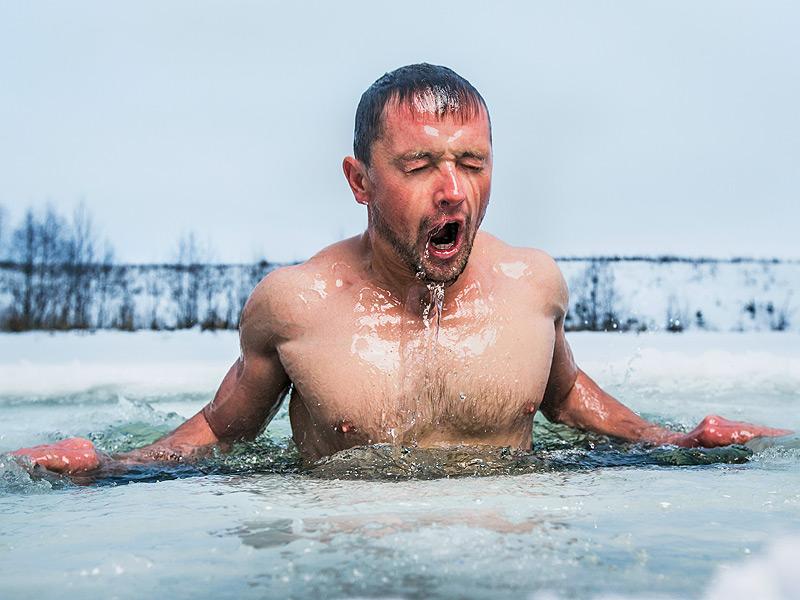 Hipotermia, mitos y verdades de la inmersión agua fría
